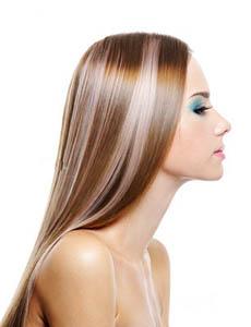 прически на лето - длинные волосы