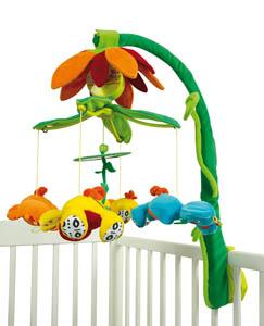 детские игрушки-мобили