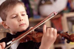 мир музыки ребенка