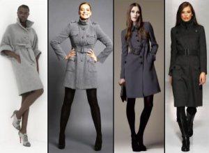 Мода на пальто 2011 года