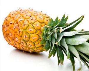 В чём польза ананаса