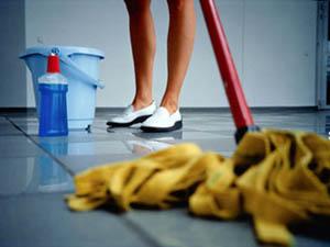 чистота и порядок дома