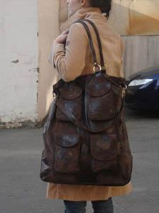 объемная сумка