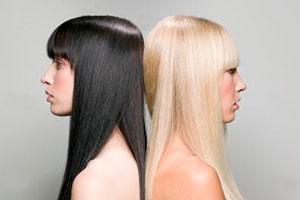 Подбираем цвет волос правильно